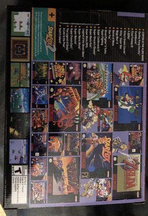 Super Nintendo classic edition for Sale in Salt Lake City, UT
