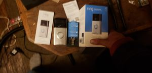 ring vidio doorbell for Sale in Ontario, CA