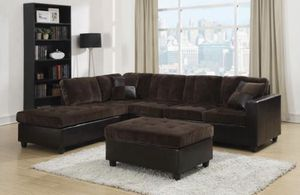 brand new modern living room sectional set for Sale in Carrollton, TX