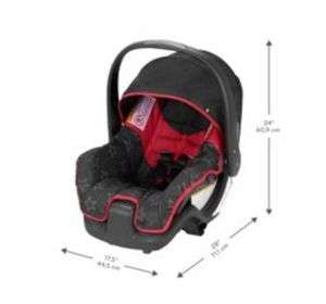 Evenflo Nurture Carseat and base for Sale in West Linn, OR