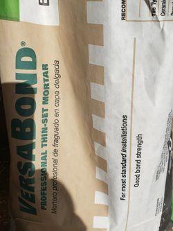 FREE Versabond Mortar 50 lb bag. for Sale in South Jordan,  UT