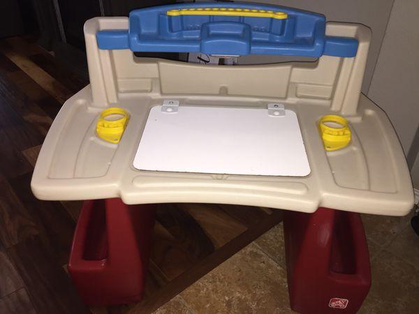 Step 2 kids art desk