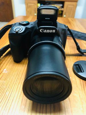 Canon PowerShot SX530 Point & Shoot, 16 Megapixel HS Digital Camera along with Camera bag. for Sale in Edgewater, NJ