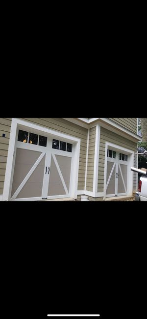 Garage door for Sale in UPPR MARLBORO, MD