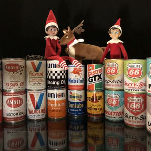 Vintage Oil Cans - Replica - A Great Christmas Present For Men. for Sale in Plano, TX