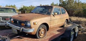 1974 honda civic hatchback for Sale in Pinon Hills, CA