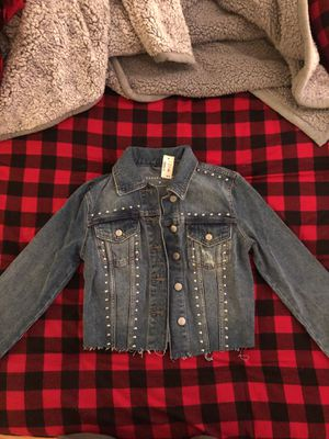 Vintage look Jean jacket for Sale in Lakeland, FL