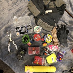 Tons Of Fishing Gear for Sale in Auburn, WA