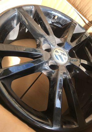 Volkswagen Black RIMS for Sale in Santa Ana, CA
