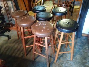 7 stools for Sale in Milford, CT