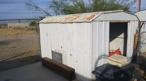 Metal shed for Sale in Salton City, CA