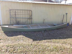 14 foot canoe for Sale in Pawhuska, OK