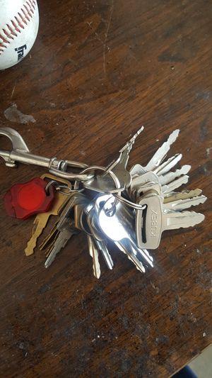 Equipment keys for Sale in Fremont, CA