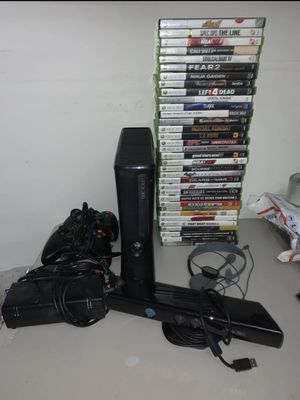 Huge Xbox 360 S bundle- 34 Games for Sale in Gaithersburg, MD