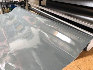 High Gloss Nardo Grey Battleship Grey Dark Grey Car Wrap Vinyl Full Roll - Car Vinyl Wrap Roll - 5ft x 90ft for Sale in Anaheim, CA