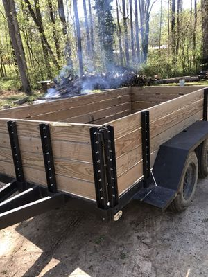 6x10 Heavy duty trailer for sale!!! Great starter trailer! for Sale in Raleigh, NC