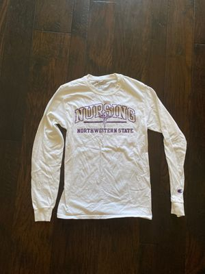 Long Sleeve NSU Nursing Shirt SzSmall for Sale in Pineville, LA