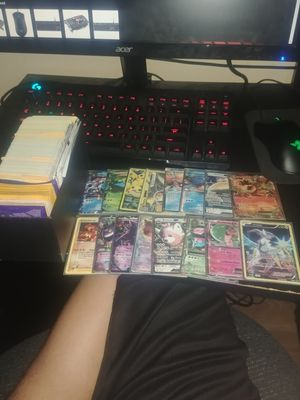 Pokemon Card Collection for Sale in Moreno Valley, CA