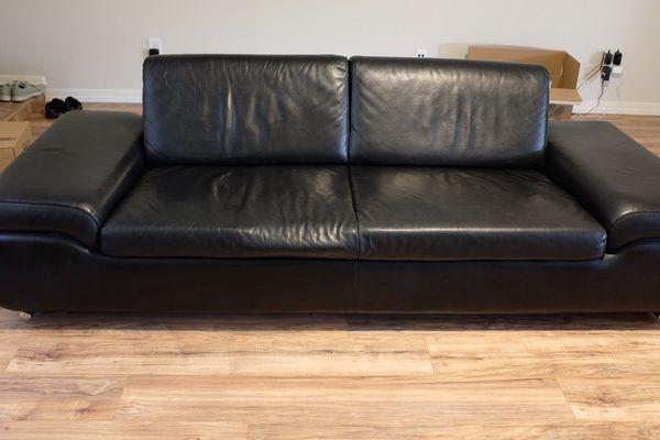 Copenhagen leather sofa by Hilker 1888 for Sale in Phoenix, AZ ...