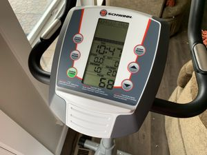 Schwinn 120 Exercise Upright Bike for Sale in Happy Valley, OR