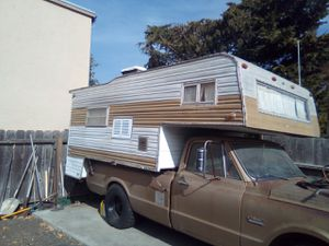 Camper only for Sale in Oakland, CA