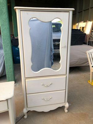 Good Company Brand Armoire and nightstand for Sale in Stanton, CA