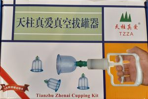 Tianzhu Zhenai 12pcs Cupping Kit (NEW) for Sale in Ontario, CA