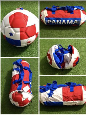 Panama Soccer Ball Duffle Bag . New for Sale in Miami, FL