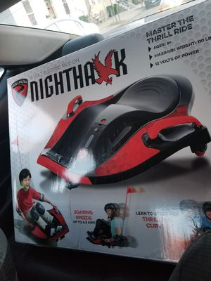Rollplay 12volt Nighthawk Ride on, Battery powered for Sale in Baltimore, MD