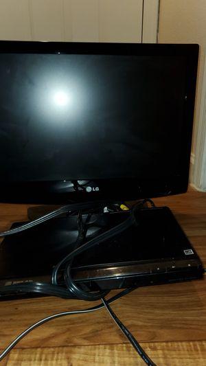 LG TV an dvd for Sale in Phoenix, AZ