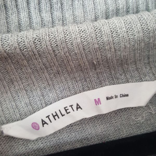 Athleta Sochi Sweater Dress