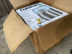 Brand New Cuisinart Water Filtration System for Sale in Dearborn, MI