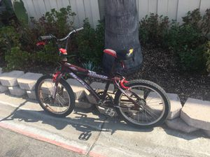 """18"""" boy bicycle $50 for Sale in Rialto, CA"""
