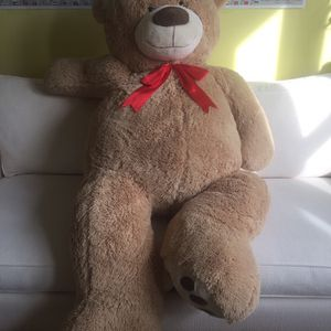 Giant 63'' Teddy Bear $19 for Sale in Chicago, IL