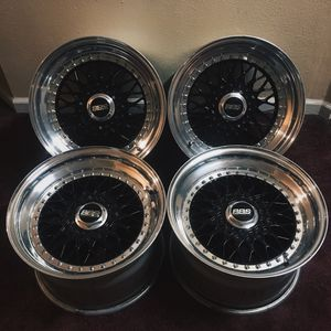 5x114.3 BBS RS300 for Sale in Olympia, WA