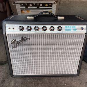 Fender 68 Custom Princeton Reissue for Sale in Hacienda Heights, CA