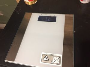 Gray and white digital weighing scale for Sale in Quincy, IL