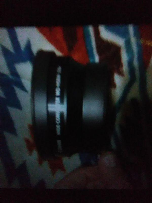 Canon video camera lenses