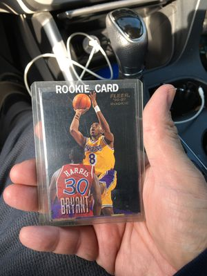 TWO KOBE BRYANT ROOKIE CARDS for Sale in Cypress, CA