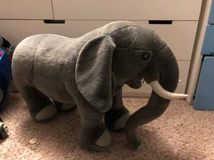 Elephant. Sturdy heavy. Wires in legs for Sale in Lakeside, CA