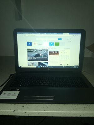 HP Notebook Touch Screen AMD-10 Processor for Sale in San Antonio, TX