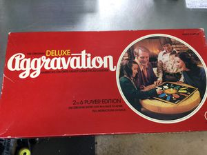 Aggravation Board Game for Sale in Marlboro Township, NJ
