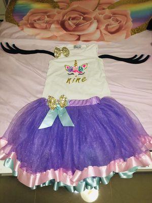 Unicorn costume for Sale in Fresno, CA