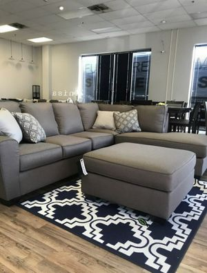 Calicho Cashmere LAF Sectional byAshley for Sale in Jessup, MD