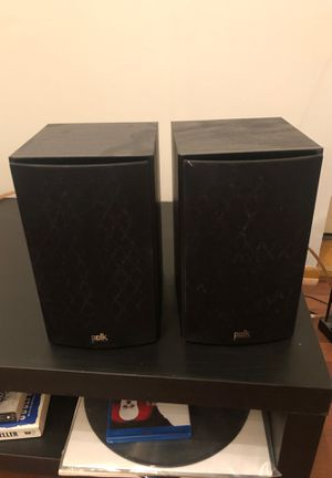 Polk Audio T15 Speakers for Sale in Chicago, IL