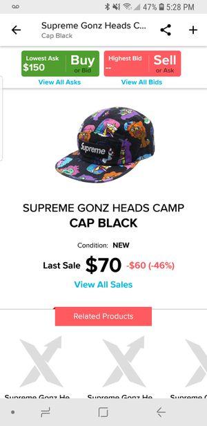 Supreme Gonz Camp Cap for Sale in San Fernando, CA