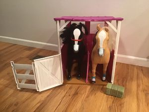 Horses and a stable for Sale in Salem, OR