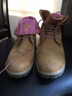 Timberland Boots Ladies 9 1/2 for Sale in Buffalo, NY