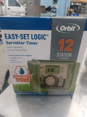 Sprinkler timer for Sale in Las Vegas, NV