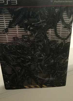 Aliens colonial marines collectors edition statue for Sale in Roebuck, SC